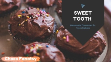 9 Delicious Handmade Chocolates - For foodies in Kolkata