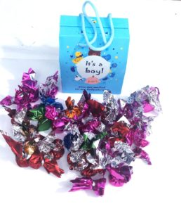 Special Baby Shower Chocolate Gift Box 1