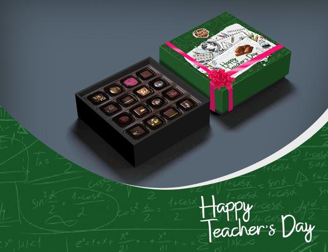 Teachers day gift ideas, Homemade Chocolate Gift Boxes in Kolkata