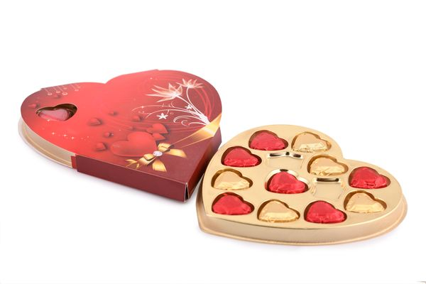 Exclusive Chocolate Gift Box for Valentine's Day 2