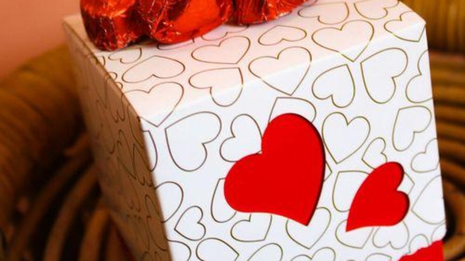 Valentines Day Gift Box Choco Fantasy