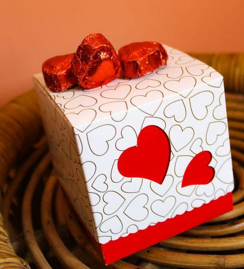 Valentines Day Gift Box Choco Fantasy