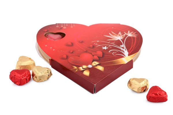 Exclusive Chocolate Gift Box for Valentine's Day 3