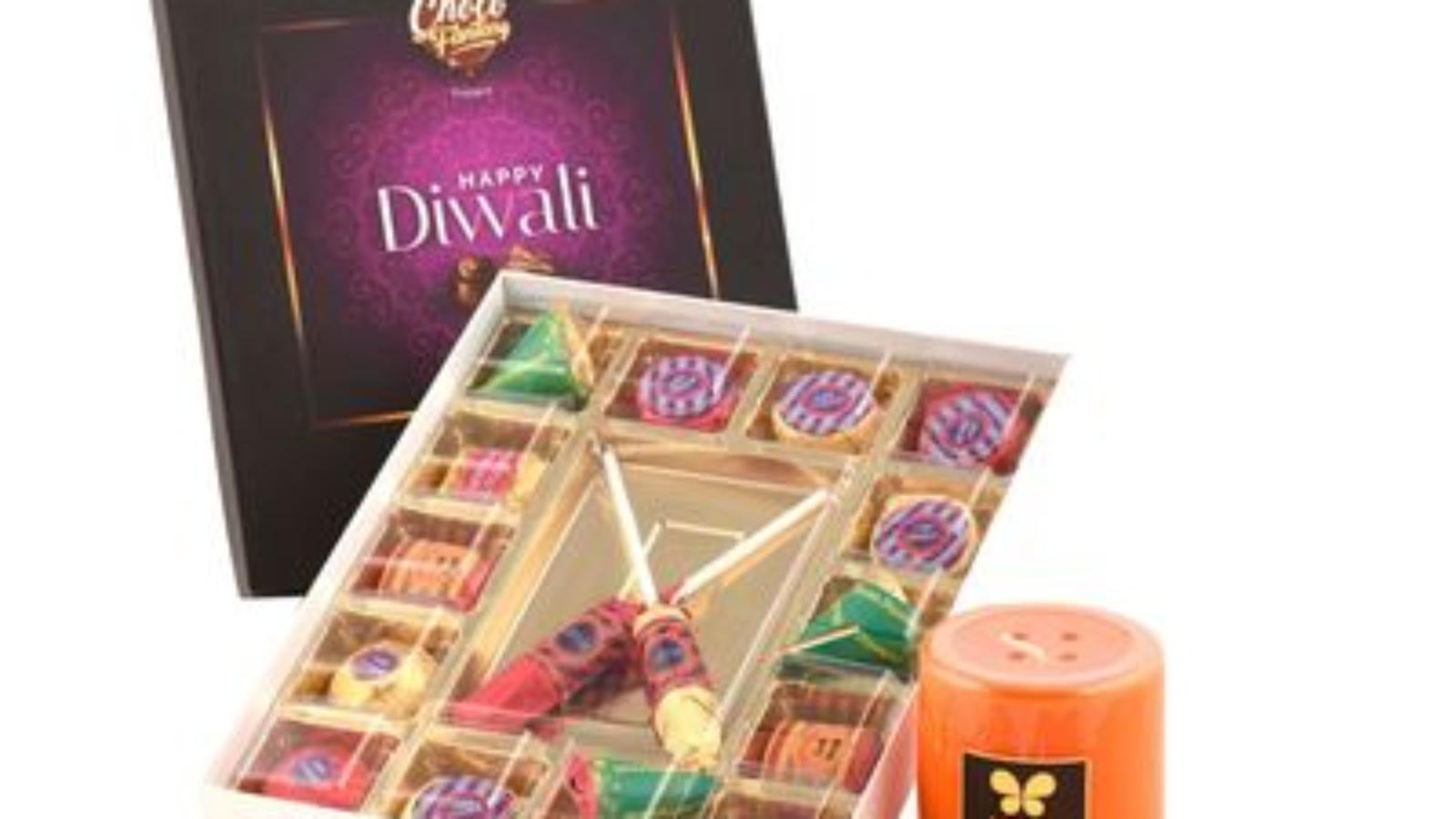 Diwali Specialised Chocolates Gift Boxes