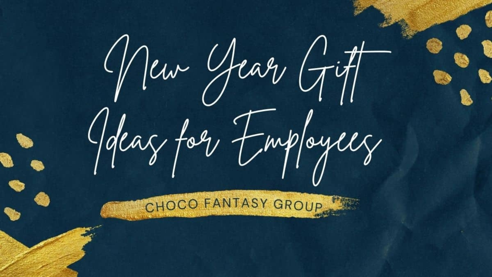 New Year Gift Ideas for Employees